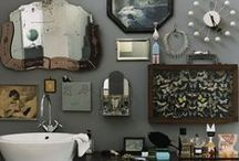 Bathroom Inspiration / by Hilary Yoder