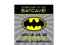 Benjamin's Batman Party Dreams