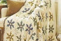 Afghan Pattern Links / All of these are links from CrochetPatternCentral on the Afghans board. / by Char Kendall