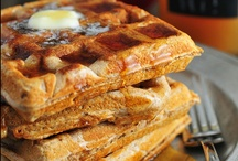 Great Waffle Recipes in Celebration of National Waffle Day!