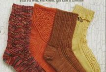 Knitting Socks / by Char Kendall
