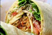 Organically Wrap it Up! / Some fabulous recipes with Rudi's Organic Tortillas and Wraps!