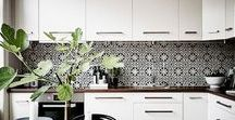 Wall Treatments / Decorative walls and wallpaper ideas.
