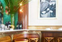 Restaurants / Stylish restaurants from around the world.