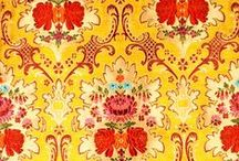 Patterns, Print & Color