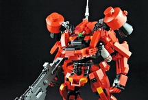 Cool Legos / Legos... In a whole new way!