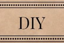 DIY / DIY crafts and projects that I'd love to try sometime!