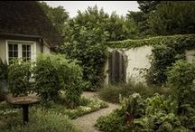 along the garden path / gardens, porches, garden sheds, decks, lawns, and greenhouses