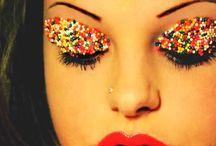 Makeup / by Cassie Bartlett