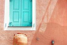 Home Exterior Ideas / Exterior colors and other exterior decorating ideas for your home.