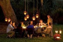 Al Fresco Evening #SundayBunDay / Want to host a magical Outdoor Dinner Party? We have everything you need from delicious menu ideas and decor to fun activities and the perfect playlist! https://www.facebook.com/rudisorganicbakery/app_640006796075048 Mobile: http://www.rudisbakery.com/sundaybunday/