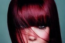 Curl Up And Dye (My Hair) / Hair style tutorials and inspiration for cuts and color.