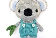amigurumi patterns / Cute crochet amigurumi patterns