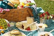The Perfect Organic Picnic / Some inspiration for your next outdoor outing
