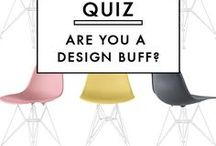 Home Decor Quizzes and Trivia / Quizzes and trivia to test your style and design savvy.