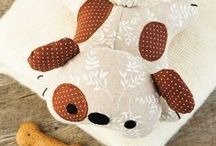 Sew Cute to Cuddle - toy pattern book