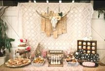 Party Ideas / by Cindy Lee
