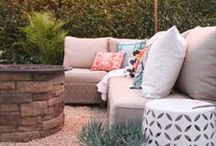 Home: Backyard & Garden Inspirations / Ideas, tips, shortcuts, how-to's, and inspiration for sprucing up the backyard, curb appeal, and garden!