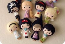 sew cute / I'm not a very handy with the sewing machine, but if I were I would make all of these things!