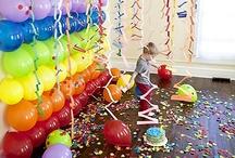 random birthday ideas / by Jennifer Slevin