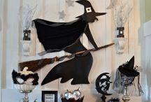 trick or treat / I love Halloween!