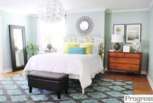 Master Bedroom / Ideas for my master bedroom