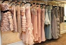 my closet (if only)  / by Leah Hunnell