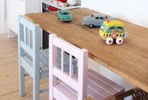 Kid's Room / Le soluzioni più interessanti che ho trovato per rendere più originali, belle o funzionali le camerette.
