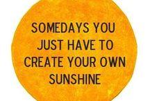 Inspiring & Empowering Quotes / Collection of inspiring and empowering thoughts and quotes / by Jonha Revesencio