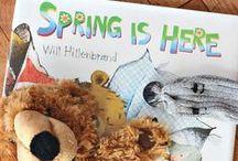 Seasonal | SPRING Activities for Kids / Spring activities for kids including spring weather activities