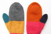 nice knits (things to make) / knitting and crochet projects