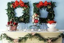 Wreath Decor / by Patricia Reid