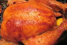 Poultry Recipes / Chicken one day, feathers the next. / by Kristen Kennedy