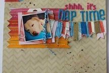 Scrapbook Layouts / Scrapbook layouts