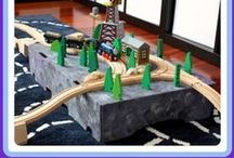 Theme | TRANSPORTATION / Activities for a kindergarten or preschool transportation theme