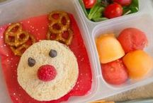 Recipes: Creative Lunchbox Ideas / Easy and creative ideas to make lunches more fun! Lunchbox + Bento meals.