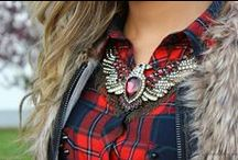 KatWalkSF: Plaid  / Loving anything and everything plaid this year. Classic, Chic & Preppy.