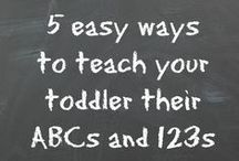 Learning For Kiddos / by Cindy Lee