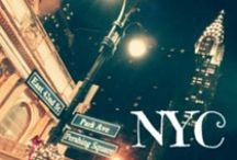 We live in NYC! / Once a New Yorker, always a New Yorker. Everything we love about the city that never sleeps!  / by El Boqueron Viajero Travel Blog