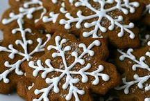 Christmas Cookies / by E. Lacey-Field