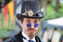 AWESOME STEAMPUNK  / A whole new world of art I found! / by Casey Gragg