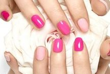 Pink (it's my favorite colour;-))