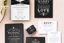 Design: Paper Goods / Paper goods, invitation cards, wedding invites
