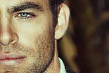 For...well, Chris Pine