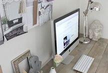Office & Business plan / Lo studio è un angolo prezioso per me. Amo scrivere, disegnare e costruire. Amo gli spazi organizzati e ordinati e quelli suggestivi e vissuti. Le Moodboards servono per raccogliere le idee. Per fissare degli obiettivi o creare una propria immagine. Mi piacciono se variopinte e dettagliate oppure minimaliste e grezze...