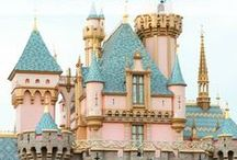 Disneyland / by E. Lacey-Field