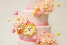 Cake Decor / by E. Lacey-Field