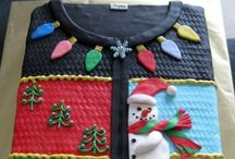 Ugly Christmas Sweater festivities / by Angie Robinson