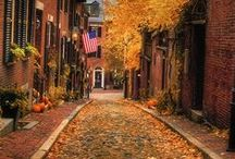 Boston / by E. Lacey-Field