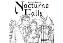 Nocturne Falls series / A board dedicated to my Nocturne Falls series.